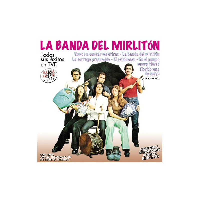 BANDA DEL MIRLITÓN, LA  ( RM 54382 )