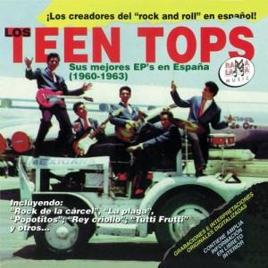 TEEN TOPS, LOS  (1960-1963) ( RM 50262 )