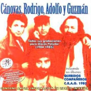 CÁNOVAS, RODRIGO, ADOLFO Y GUZMÁN ( RM 50612 )