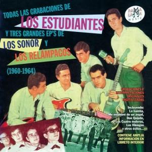 ESTUDIANTES,  LOS / LOS SONOR / LOS RELÁMPAGOS ( RM 50362 )