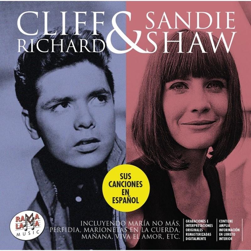 Cliff Richard y Sandie Shaw en español