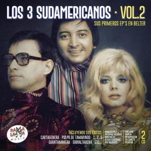 Los tres sudamericanos vol. 2