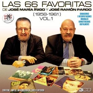 VARIOS - LAS 66 FAVORITAS DE IÑIGO Y PARDO VOL. 01 ( RQ-54502 )