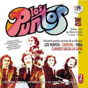PUNTOS, LOS VOL. 2 (1973-1977) ( RO 51612 )