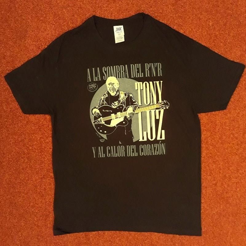 Camiseta Tony Luz