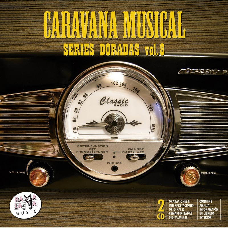 VARIOS - CARAVANA MUSICAL vol. 8