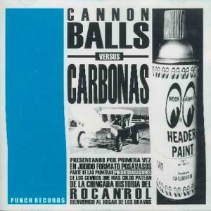 Cannonballs / Carbonas ‎–...