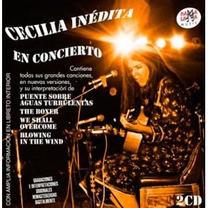 CECILIA INÉDITA. EN DIRECTO ( RO 54652 )