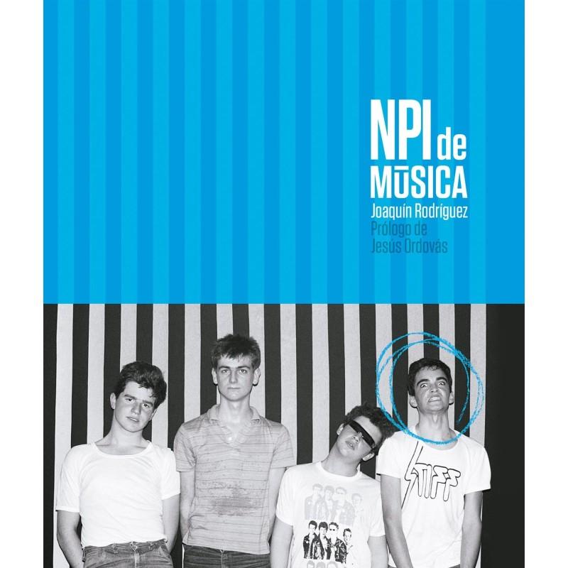 Joaquín Rodríguez: NPI de música
