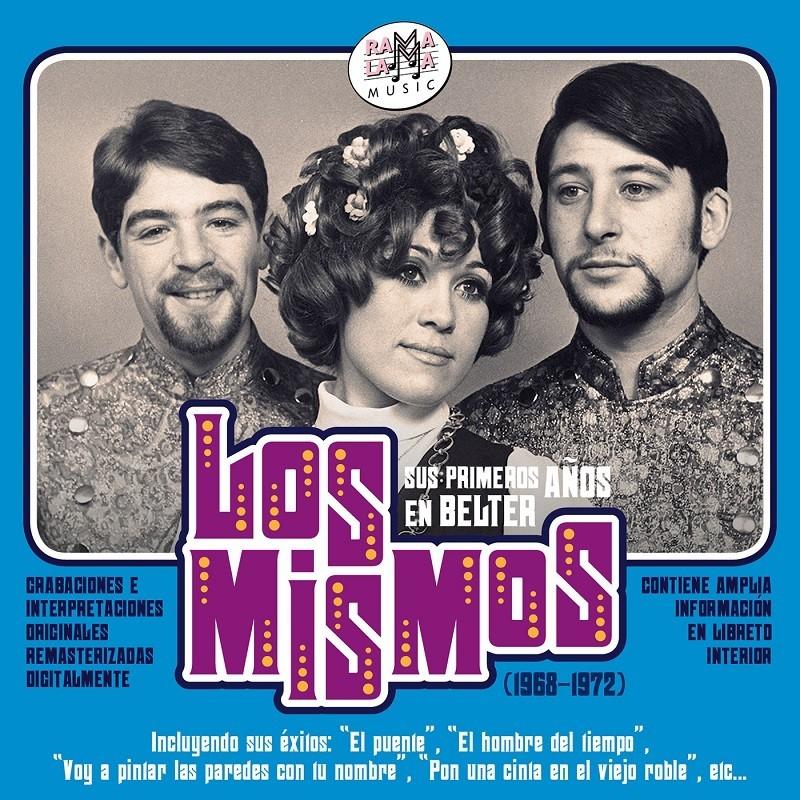 Los Mismos - Todas sus grabaciones en Belter