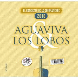 RQ56102, Aguaviva - Los Lobos - concierto 2018