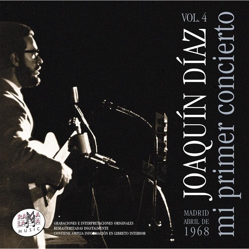 Joaquín Díaz - Mi primer concierto