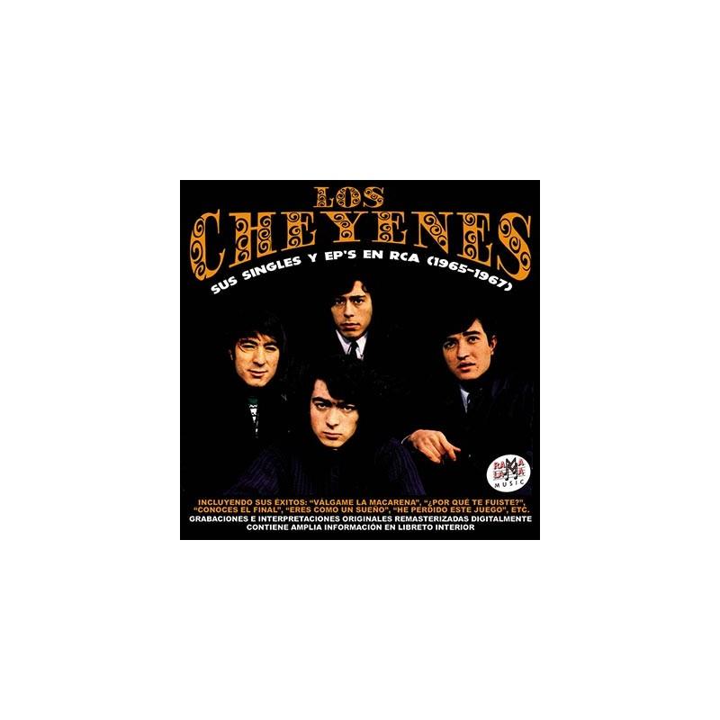 CHEYENES, LOS ( RM-53502 )