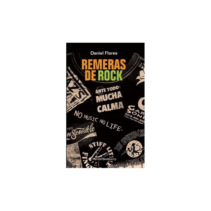 Remeras de rock - Daniel Flores