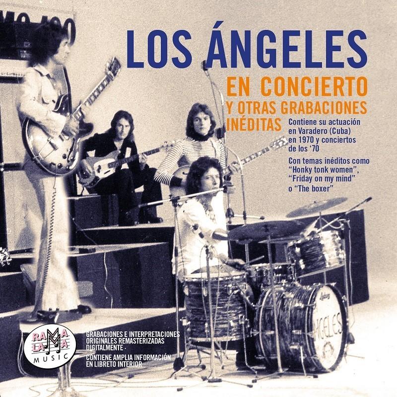 Los Angeles en concierto y otras grabaciones inéditas
