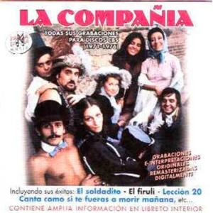 COMPAÑÍA, LA  ( RM 50972 )