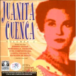 CUENCA, JUANITA VOL. 2  ( RO 52322 )